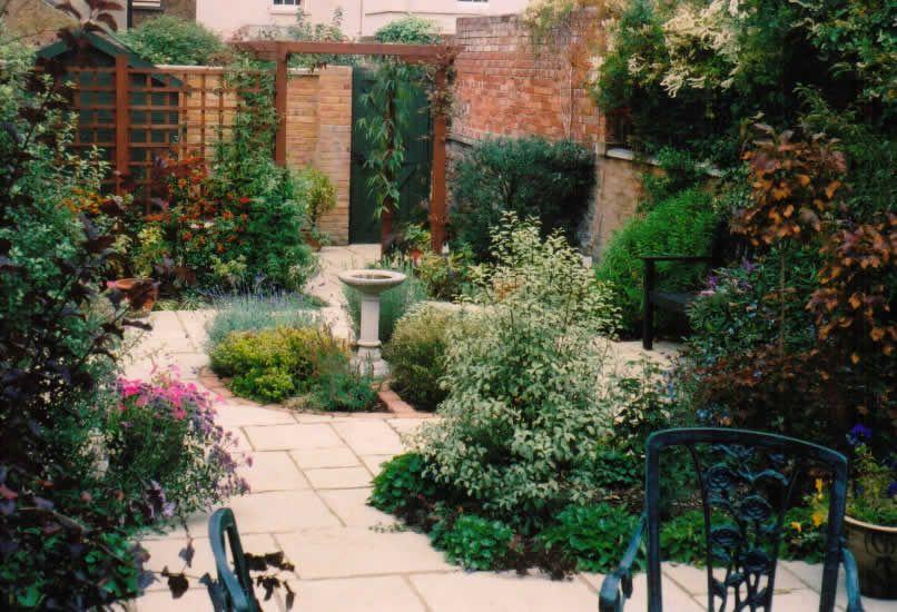 victorian garden design ideas - Google Search   Terrace ...