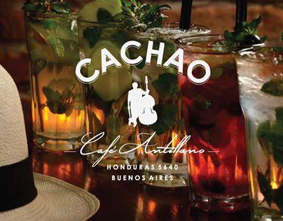 Ознакомьтесь с этим проектом @Behance: «Cachao Cafe Antillano// Buenos Aires» https://www.behance.net/gallery/20018102/Cachao-Cafe-Antillano-Buenos-Aires