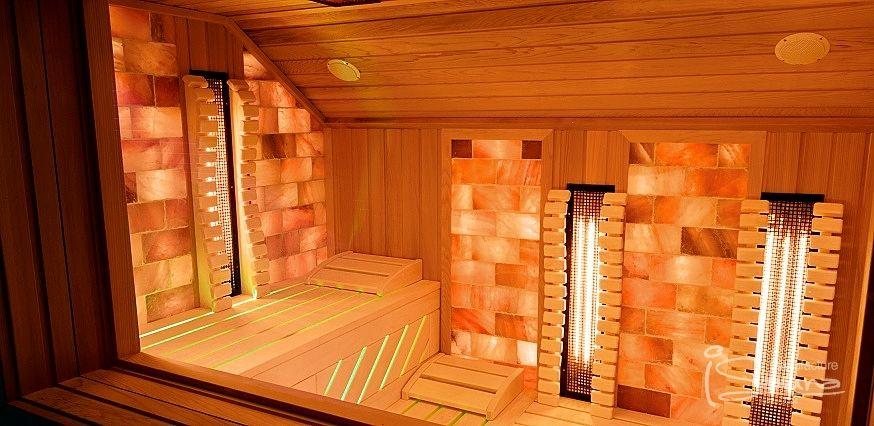 himalajan salt sauna - u201eGoogleu201c paieška House Pinterest - sauna designs zu hause