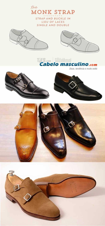 292d59f48f Conheça de uma vez por todas os tipos de sapatos masculinos e aprenda como  usá-los em cada ocasião!