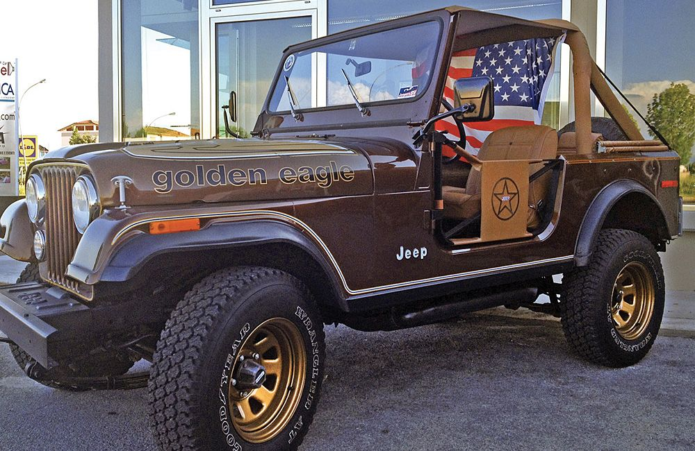 Jeep Golden Eagle Jeep Cj Jeep Cj7 Jeep