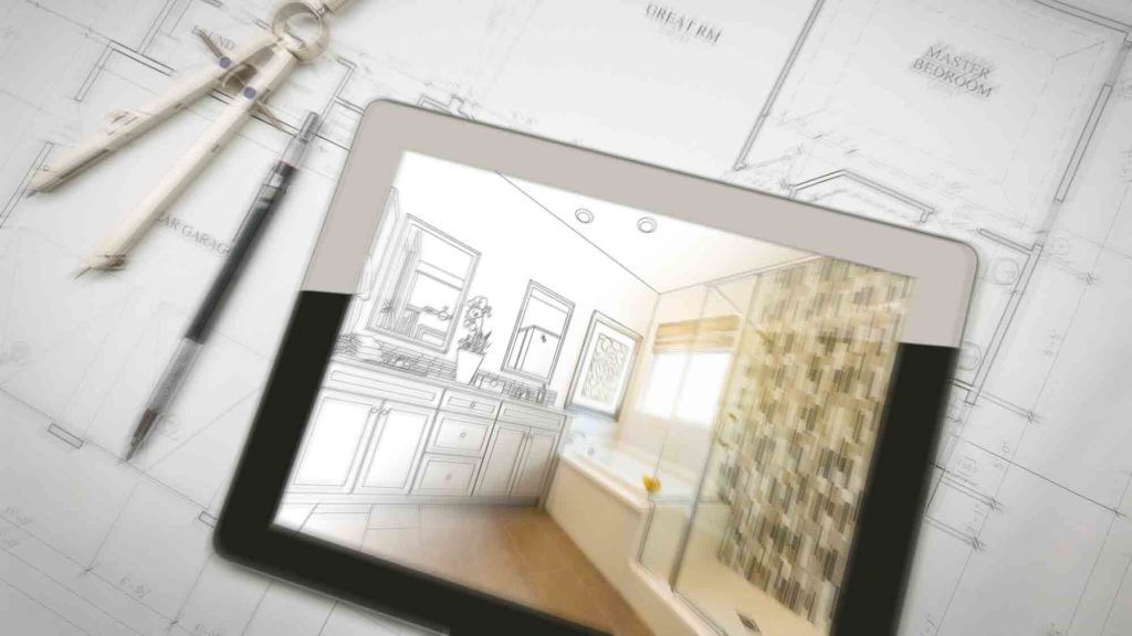 The first step in a bathroom remodel is to ask yourself ...