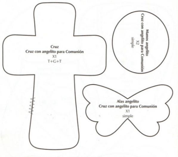 cruz de pentecostes para imprimir - Buscar con Google   COMUNION ...