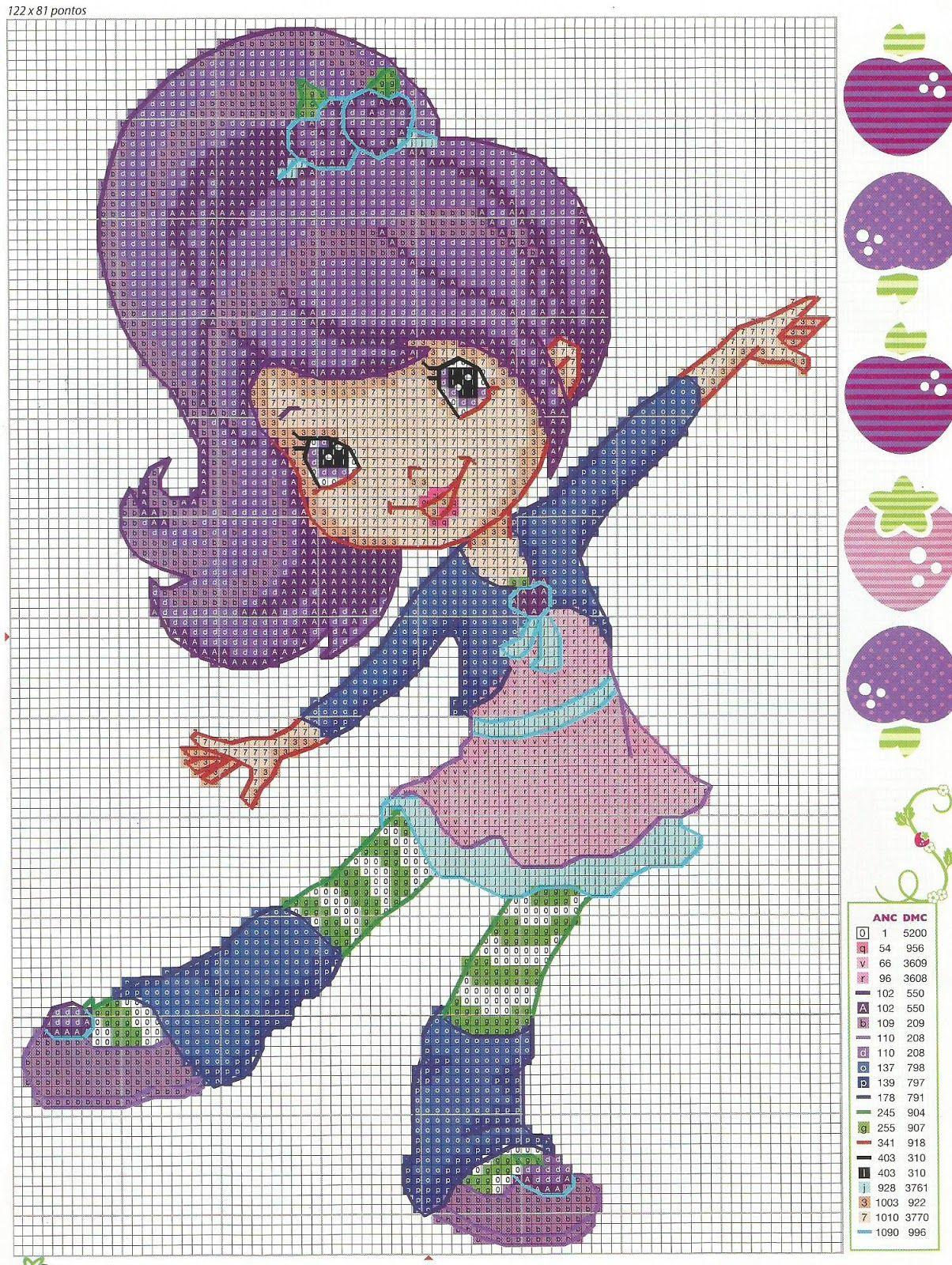 Scan0068.jpg (1204×1600) | muñeca | Pinterest | Patrones de punto de ...