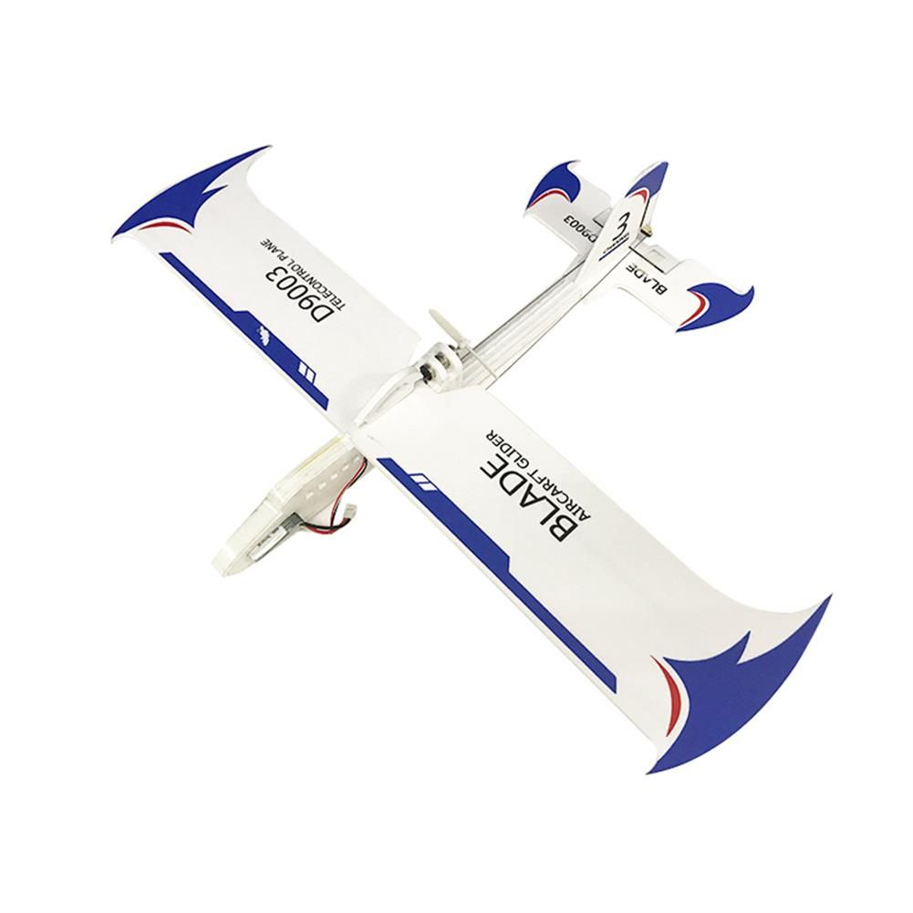 D9003 430mm Wingspan 3ch Bubble Rc Airplane Aircraft Fixed Wing