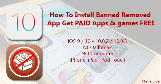 NEW! How To Install Banned Removed App Get PAID Apps