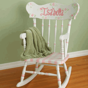 Ordinaire Kids Rocking Chair | ... Kids Rocking Chairs Kids Custom Rocking Chairs  Handpainted