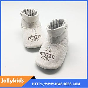 Wholesale Cotton Fabric Winter Boys Shoes & Boots