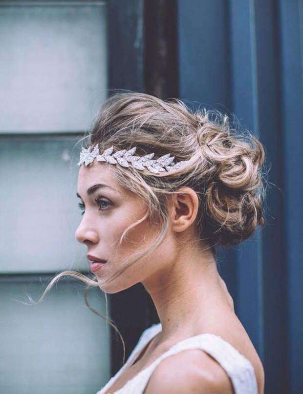 50 coiffures de mariée pour 2016 Coiffure mariage