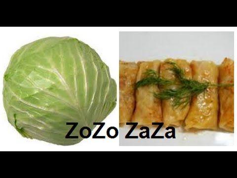 الطريقه العجيبه لتقطيع ورق الكرنب الملفوف فى دقائق قبل السليق وبعده Youtube Cabbage Vegetables Food