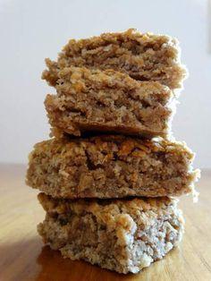 Bananen – Haferflocken – Riegel #cookiesalad