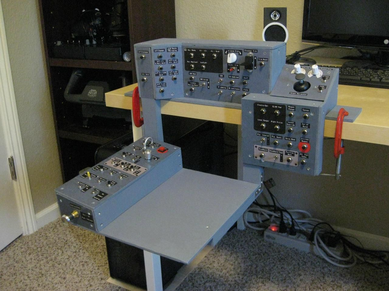 SU-25T USB Control Panel | DCS World | SimHQ Forums | DIY
