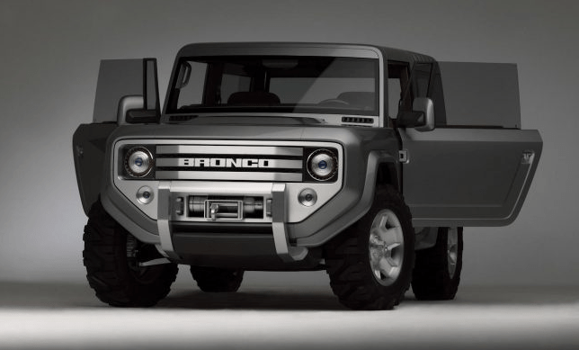 2020 Ford Bronco Diesel Price Ford Bronco Concept Ford Bronco