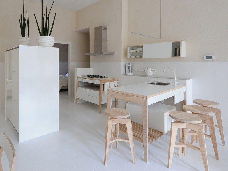 M1004 | Set da cucina, Cucina freestanding e Interni della ...