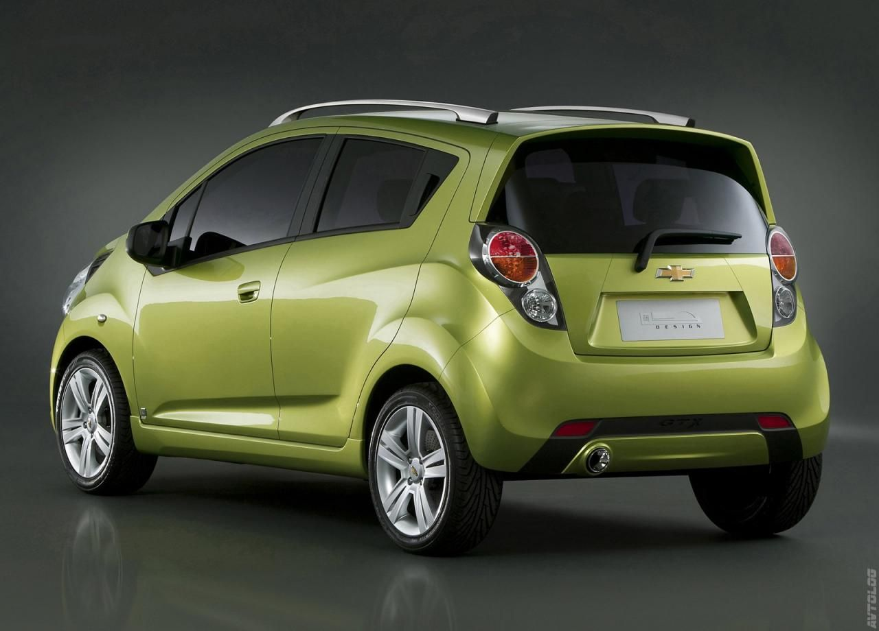 2010 Chevrolet Spark With Images