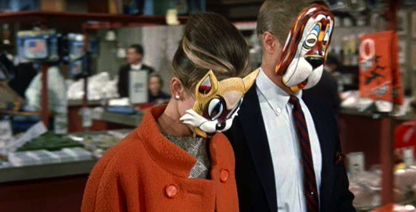 Image result for breakfast at tiffany's masks