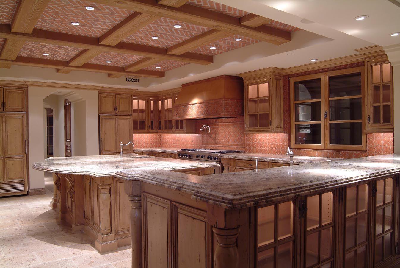 Ultra HighEnd Custom Kitchen Cabinetry  high end