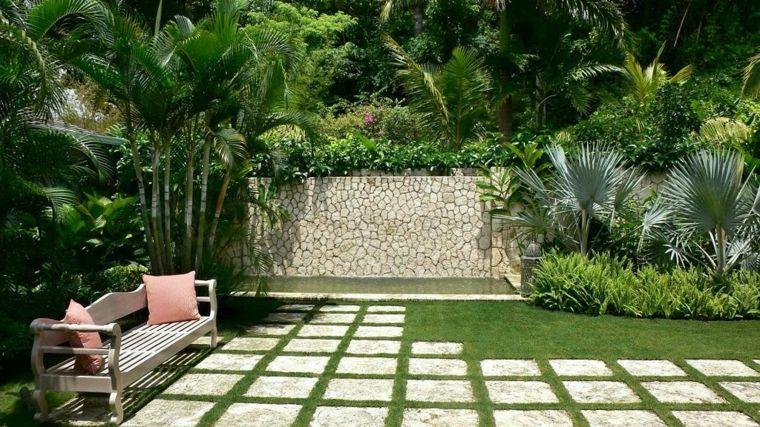 jardines pequeos de diseo paisajista - Jardines Pequeos