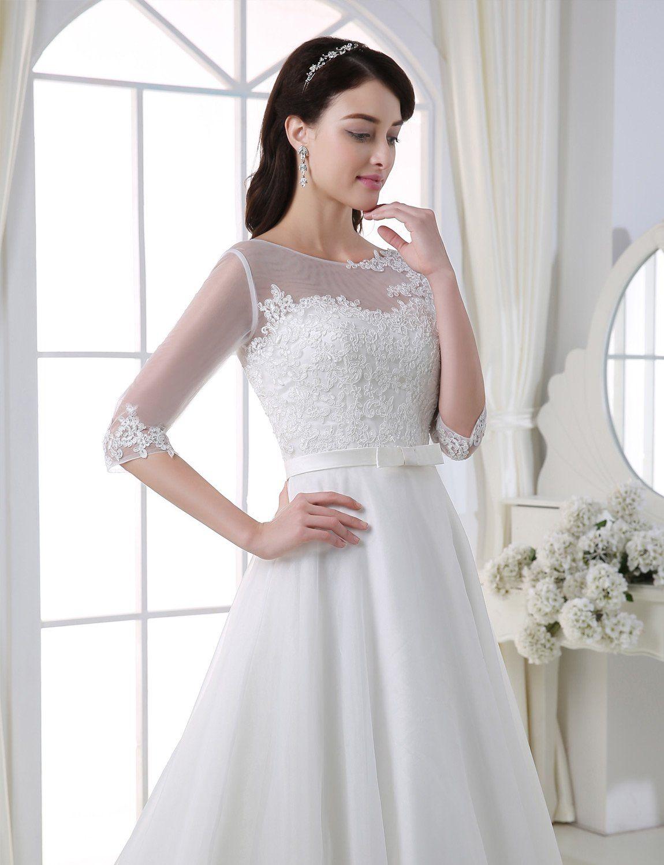tulle wedding dress uk