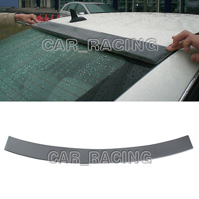 87.06$  Watch here - http://ali3e4.worldwells.pw/go.php?t=32271149265 - For Benz C Class W204 Rear Roof Spoiler Lip Wing For W204 2007 - 2014 Unpainted A Style 87.06$