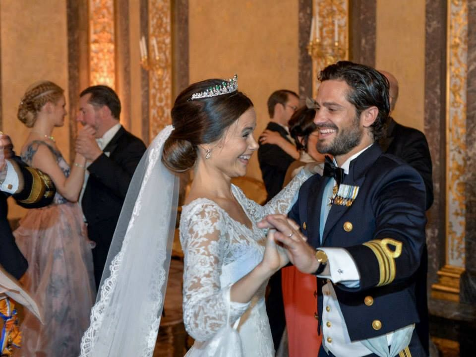 Wedding Of Prince Carl Philip And Sofia Hellqvist Wedding Banquet Princess Sofia Of Sweden Prince Carl Philip Princess Victoria Of Sweden