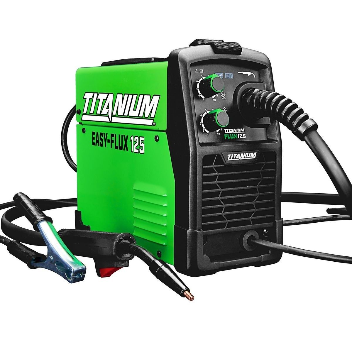 Titanium Easy Flux 125 Amp Welder In 2020 Welders Diy Welding Welding