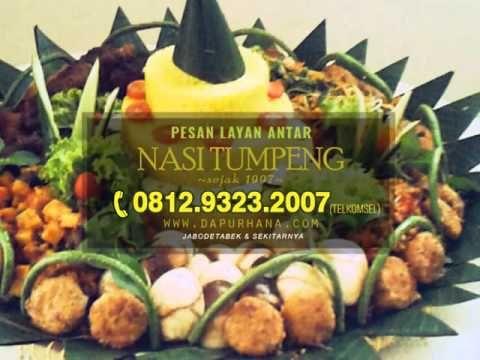 Wa 081293232007 Jual Tumpeng Di Bekasi Harga Tumpeng Dapur Hana Catering Makanan Dan Minuman Makanan Catering