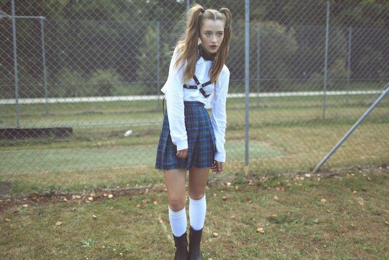 Model: Teresa Oman @ The agency Photographer: meli Tjoeng Styling, clothing, H&MU: Kit Scholley