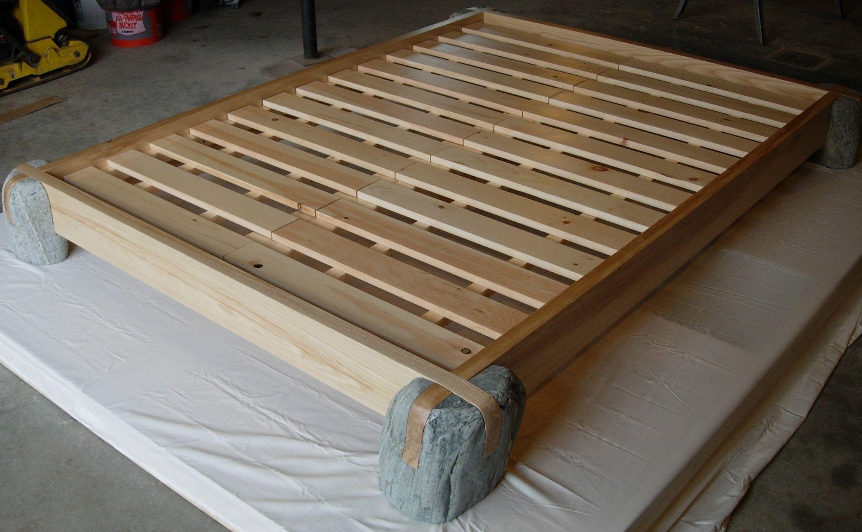 Japanese Style Platform Bed House Furniture Design Diy