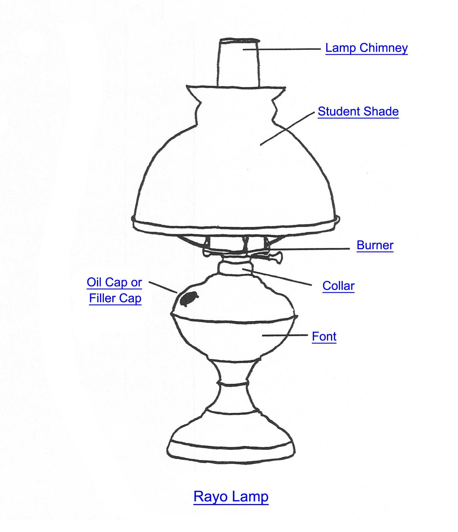 Find This Pin And More On Lamp Parts By Fandpicasso.