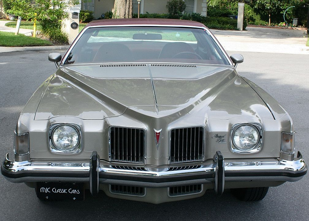1973 Pontiac Grand Prix for sale near Lakeland, Florida 33801 ...