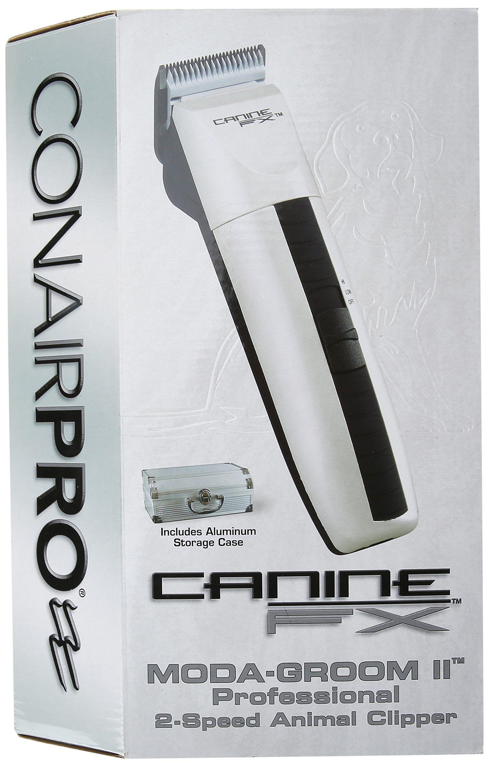 Conair Canine FX ModaGroom II Professional 2Speed Animal