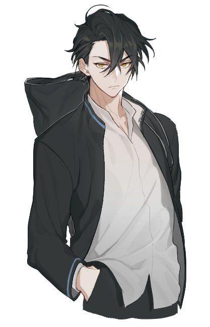 Bad Character Design Anime : Bad boy art illustration guy best anime pics https