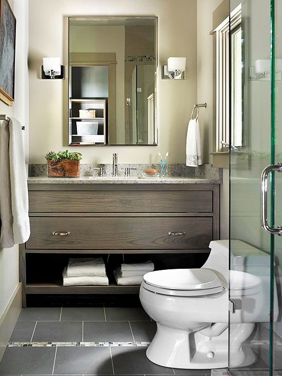 LowCost Bathroom Updates Pinterest Bath Glass Mosaic Tiles And - Low cost bathrooms