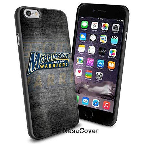NCAA University sport Merrimack Warriors , Cool iPhone 6 Smartphone Case Cover Collector iPhone TPU Rubber Case Black [By NasaCover] NasaCover http://www.amazon.com/dp/B0140N8R84/ref=cm_sw_r_pi_dp_mM03vb1MKFAFH