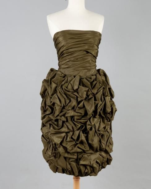 3df9911f26c Christian  DIOR haute couture automne-Hiver 1959 n°1133