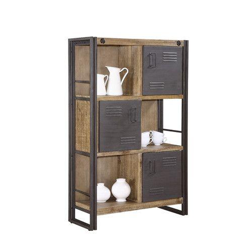"Found it at AllModern - Burgess 55"" Cube Unit Bookcase"