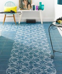 Camden - topps tiles - only decorative ones on the kitchen floor?
