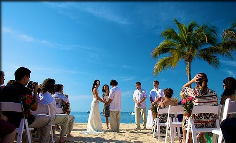 Beautiful Key West Beach Wedding Packages