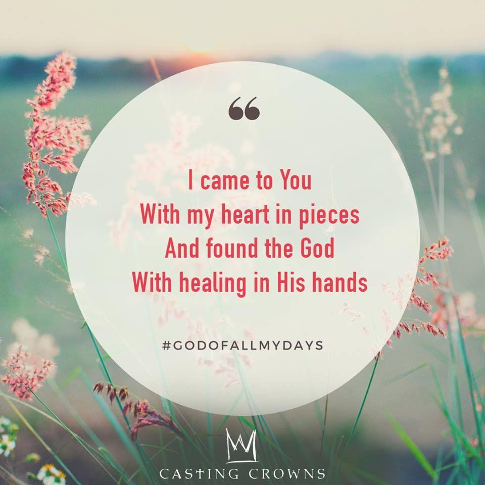 Casting Crowns My Savior Loves, My Savior Lives Lyrics