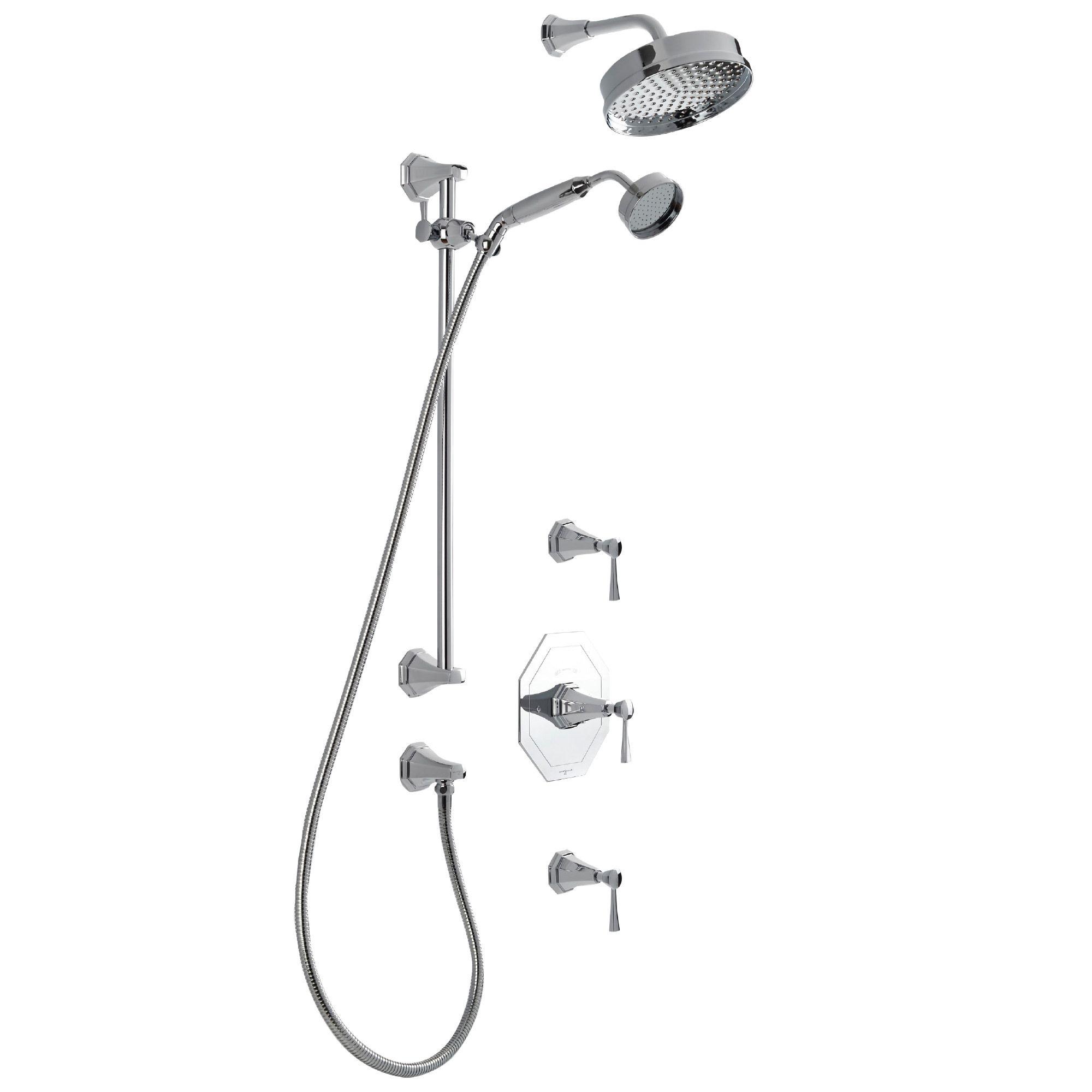 Art Deco Duscharmatur Duscharmatur Dusche Badezimmer Accessoires