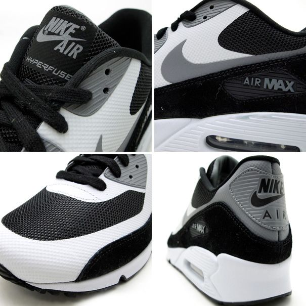 size 40 24251 a5b74 Nike Air Max 90 Premium - Black   Grey