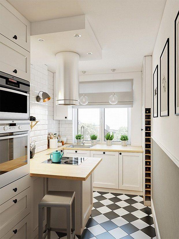 Jasny Aneks Kuchenny Home Home Decor Kitchen