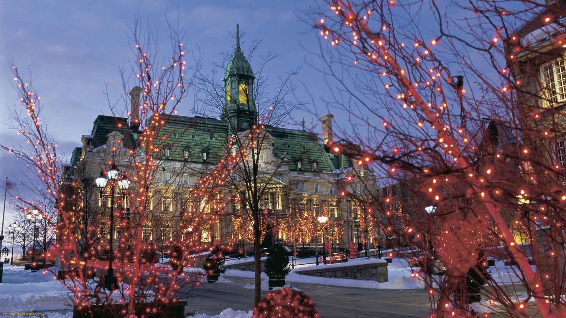 Christmas in Prague Canada christmas, Quebec city
