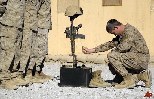 Afghanistan War Casualties Why Wikileaks Won T Stop The War