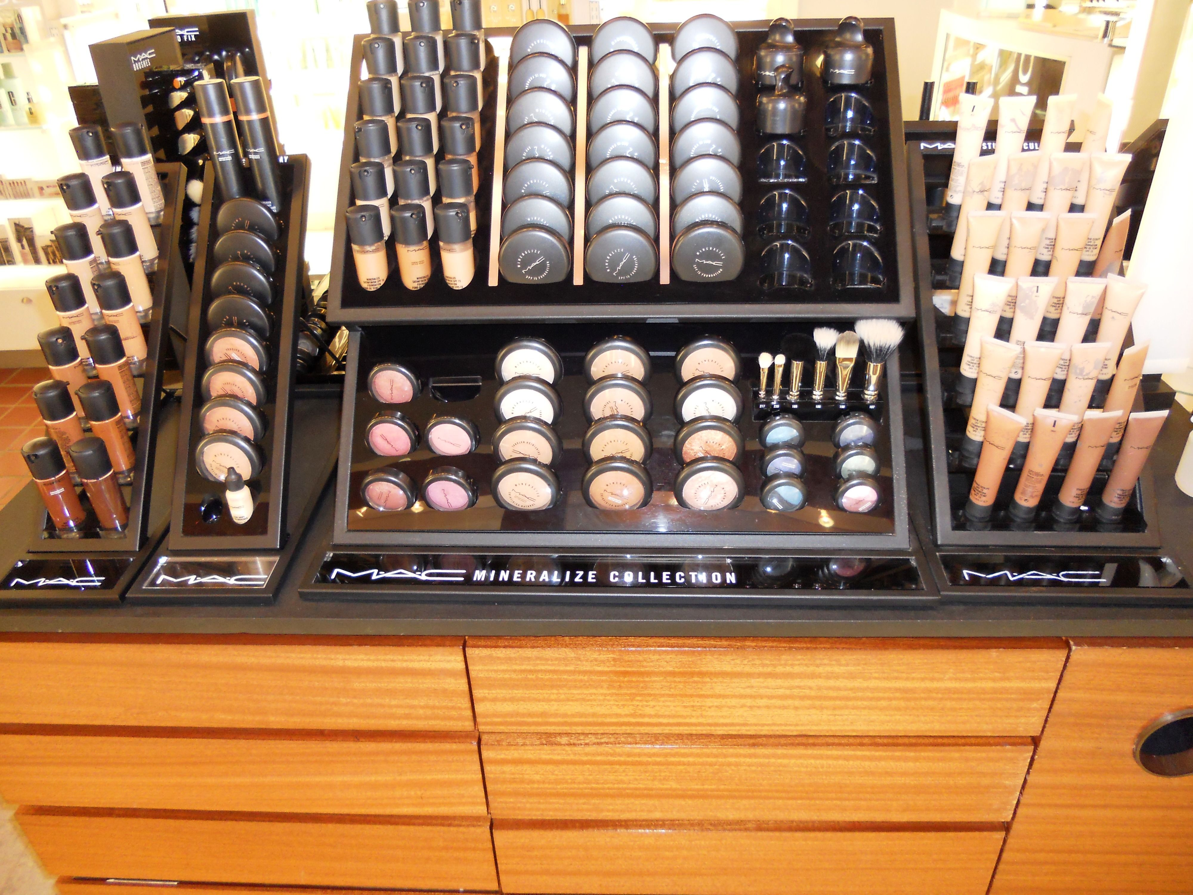 The New MAC Cosmetics Shop In