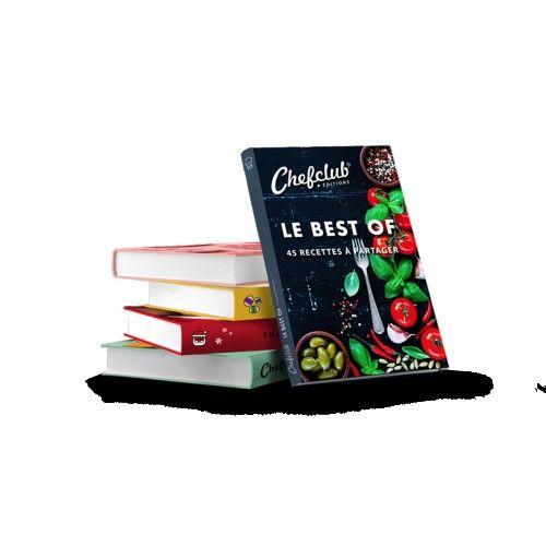 Le Livre Chefclub Happylist Les Inspirations