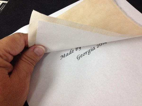 Signed, Sealed, Delivered: Making A Quilt Label That Lasts ... : freezer paper quilting - Adamdwight.com