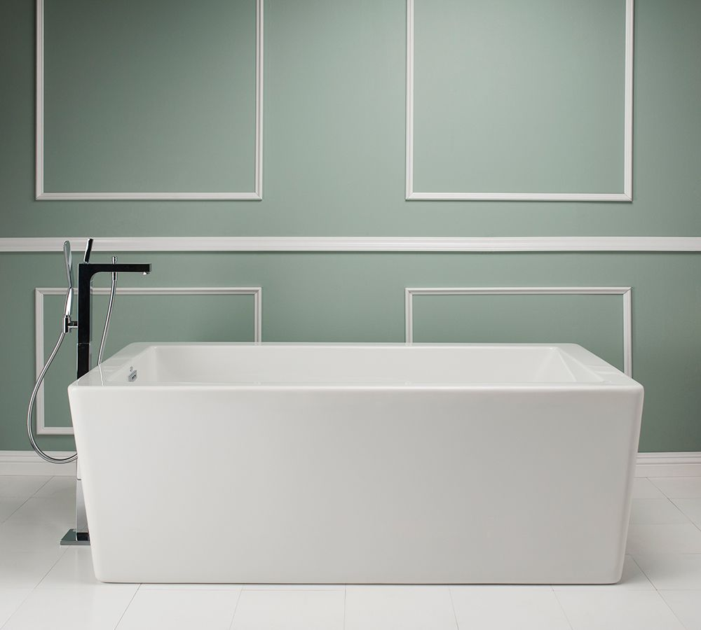 Bianca® Freestanding Bath | Freestanding bath, Jacuzzi and Bath