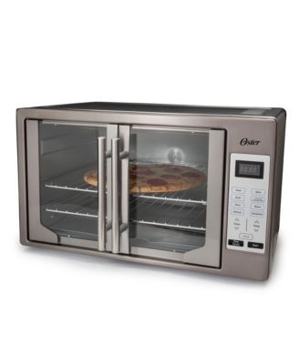 Oster Stainless Steel Digital French Door Oven Reviews Small